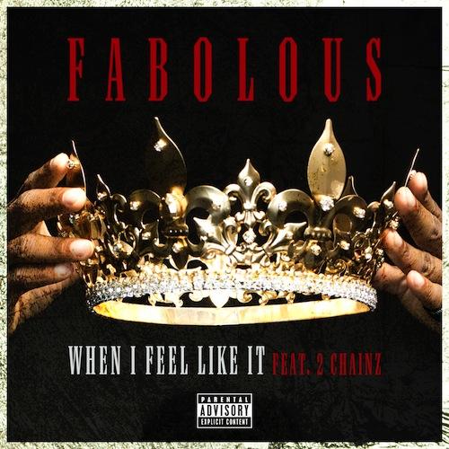 FabLoso-WhenIFeelLikeIt