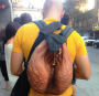 Not Really Sure What To Think About This NutsackBackpack