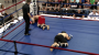 [VIDEO] Not Sure What's More Bizarre…The Whole Christian MMA Thing or Two Fighters Both Getting K.O'd With Kicks To TheNuts