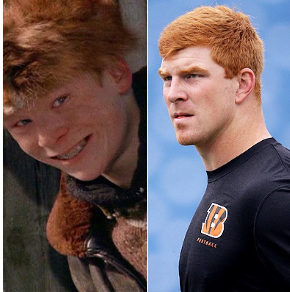 Wait Is Scott Farkus From The Christmas Story Andy Dalton Bdp4life