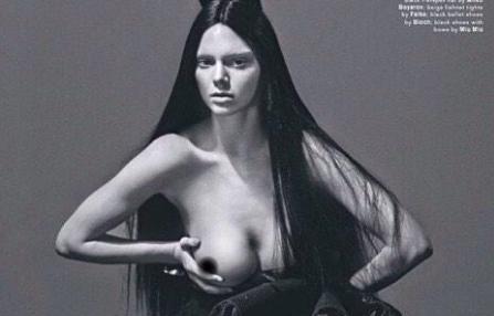 Jenner love magazine kendall