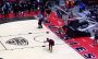 CMU Player Nearly Gets Decapitated By Crashing Hoop AgainstNIU
