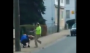 In Case You Missed It,  Here's The Old Man Fight That Happened Yesterday InPlymouth