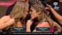 Ronda Rousey And Bethe Correia With A Nasty Staredown For The Ages!
