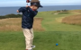 One-Armed 4-Year-Old Dinks One Right Down The Middle At St.Andrews