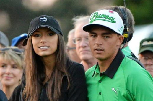 Alexis-Randock-Rickie-Fowler-kiss-to-celebrate-Players-win