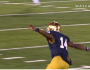 The Notre Dame Football Bad Lip Reading Is Pretty Good