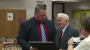 LOCAL: 90 Year-Old Taylor Veteran Finally Receiving H.S Diploma At Riverside High Is The Feel Good Video Of TheCentury