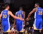 TRY Not To Shake In Your Boots While Watching This Play By The Warriors LastNight