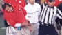 Watch This Referee KO Urban Meyer On The Sideline
