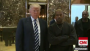 Trump And Kanye Linked Up Today To Probably Discuss World Domination