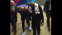 Durant Leaves Game Holding Left Knee After Pachulia Falls Into KD's Leg