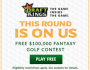 Here's A FREE Entry To DraftKings $100K MastersContest