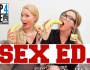 'Top 10 Sex Tips You Wish You Learned In Sex Ed' With Former Smoke, Shalyn &Janelle