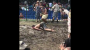 Dude At Camp Bisco Busting Out The Worm In The Mud Is The Funniest Thing You'll See All Day