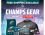 Get Your Eagles Super Bowl Champs Gear